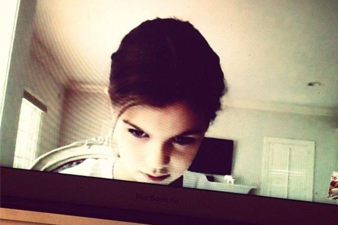 Анна Седокова показала подросшую красотку-дочь