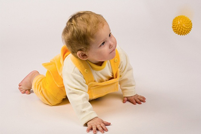 Младенцы распознают опасность с десяти месяцев
