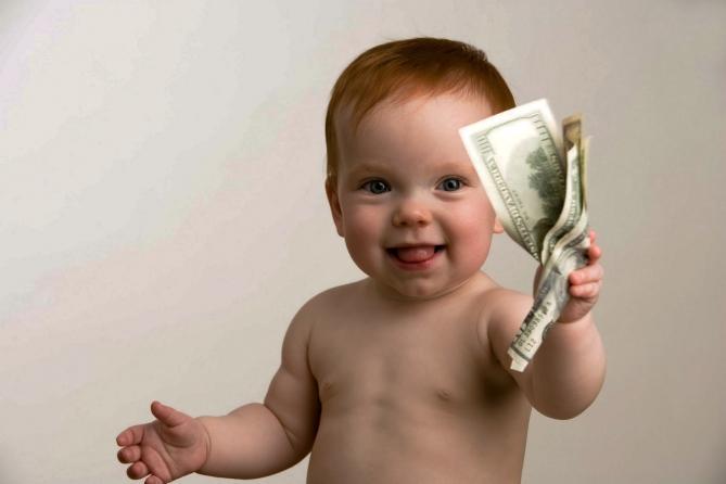 Новогодний подарок: Ребенок выиграл для родителей миллион долларов