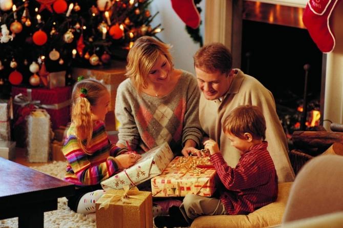Как сделать Новогодние праздники полезными: Семейные правила