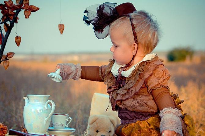 За последние пять лет дети стали кофеманами