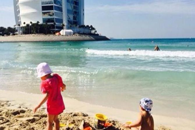 Дети Киркорова и Эмираты: Певец выложил свежее фото