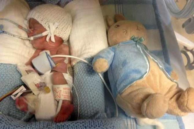 Великобританию накрыла эпидемия новорожденных наркоманов