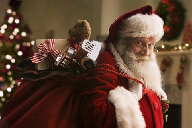 Ученые выяснили, как работает Санта-Клаус