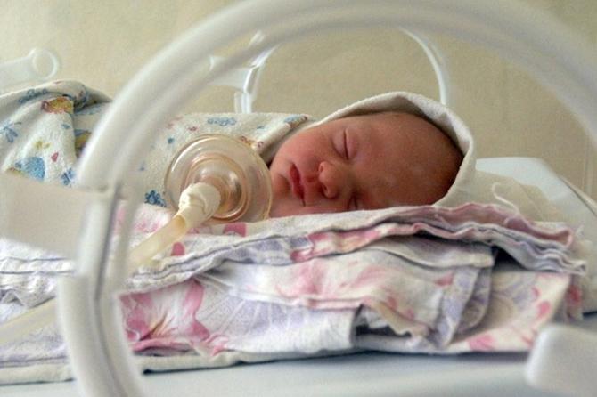 У недоношенных девочек в зрелости возникают проблемы с беременностью