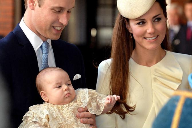 Для принца Джорджа ищут новую няню