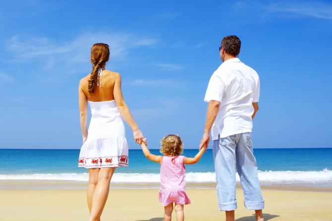 Родителей наказали за отдых с детьми