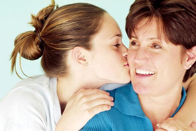 Дочки начинают ценить мам аж в 23 года