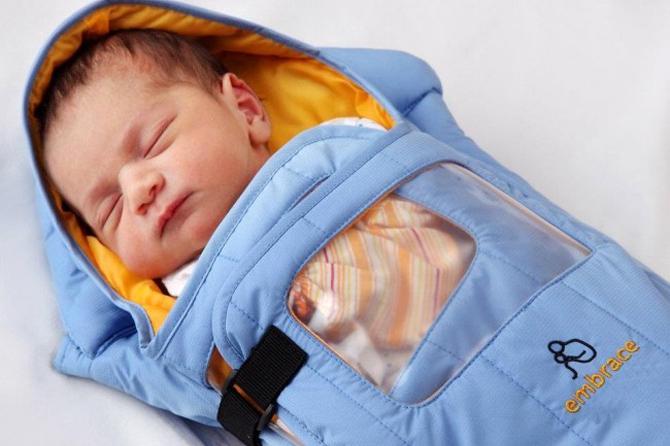 Шанс на жизнь: Согреть недоношенных младенцев поможет новый инкубатор