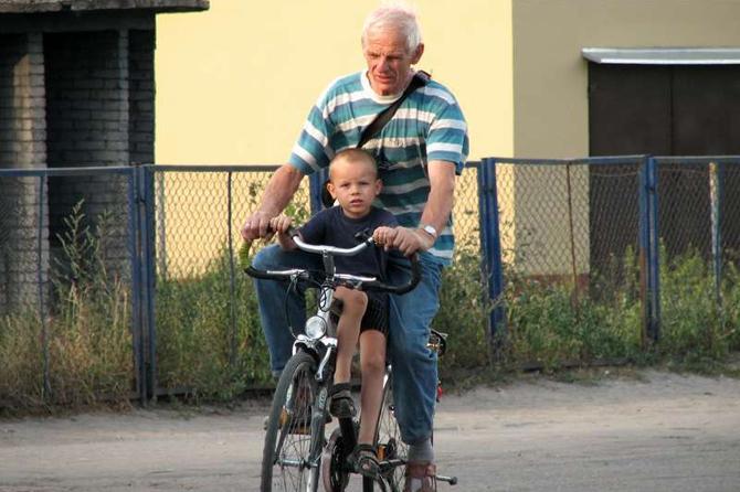 Пожилой папа: Почему мужчинам лучше заводить детей в молодости