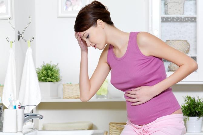 Неприятные сюрпризы беременности: Если мучает изжога