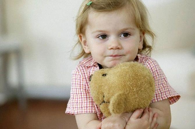 Креативная психотерапия: Детские страхи поможет победить игрушка