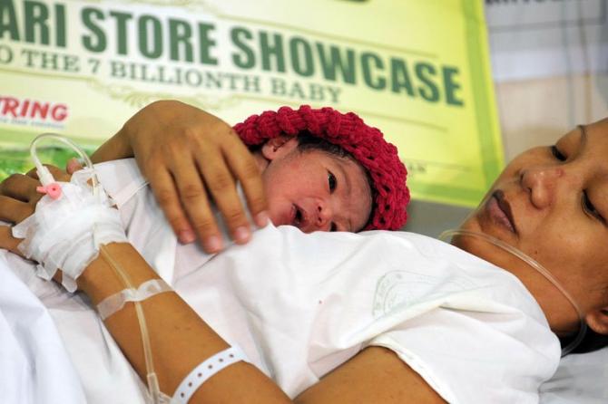 Долгий путь к роддому: Индианка девять дней шла пешком, чтобы родить