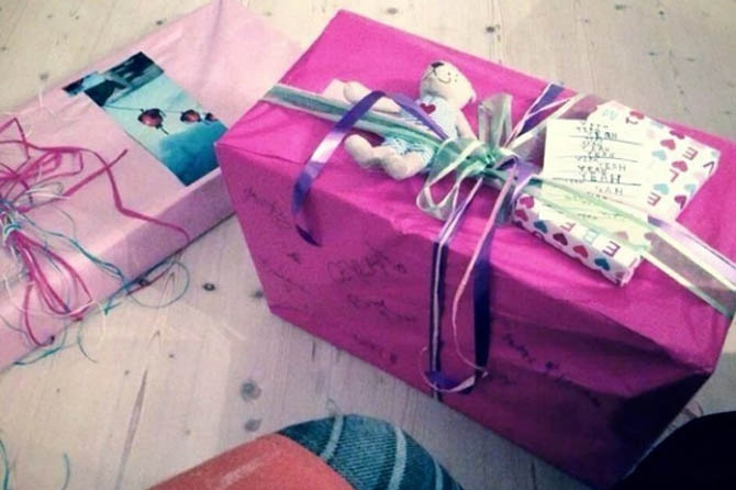 Подарки для будущего малыша