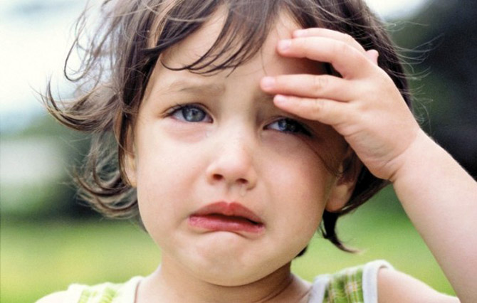 Каменные слезы: Девочка из Йемена ввергла медиков в шок