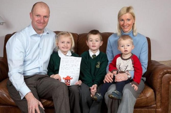 Рисунки детей помогли семье продать недвижимость всего за 6 дней