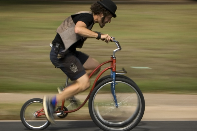 Будущим папам – велосипед противопоказан