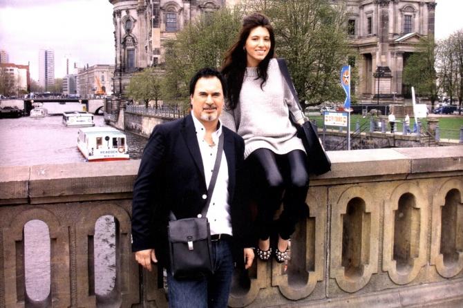 Дочке Валерия Меладзе запретили жить со своим бойфрендом
