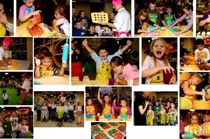 Весело и незабываемо: ТОП-10 необычных детских мастер-классов