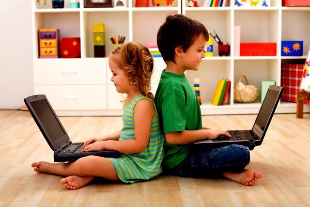 3 способа побороть зависимость малыша от компьютера