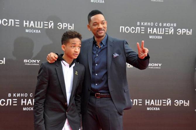 Сын Уилла Смита стал худшим актеров 2013 года