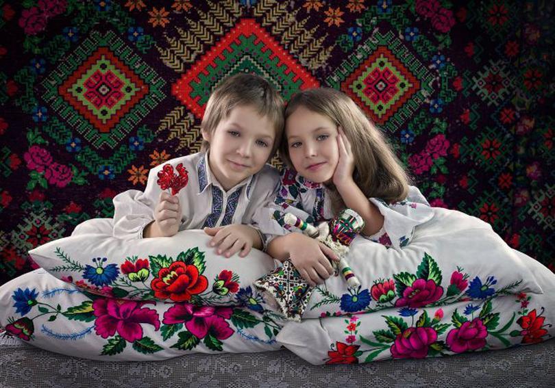 Детская украинская одежда и обувь от производителя