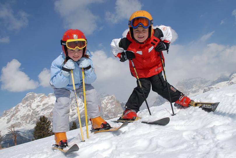 Куда поехать на новый год горные лыжи