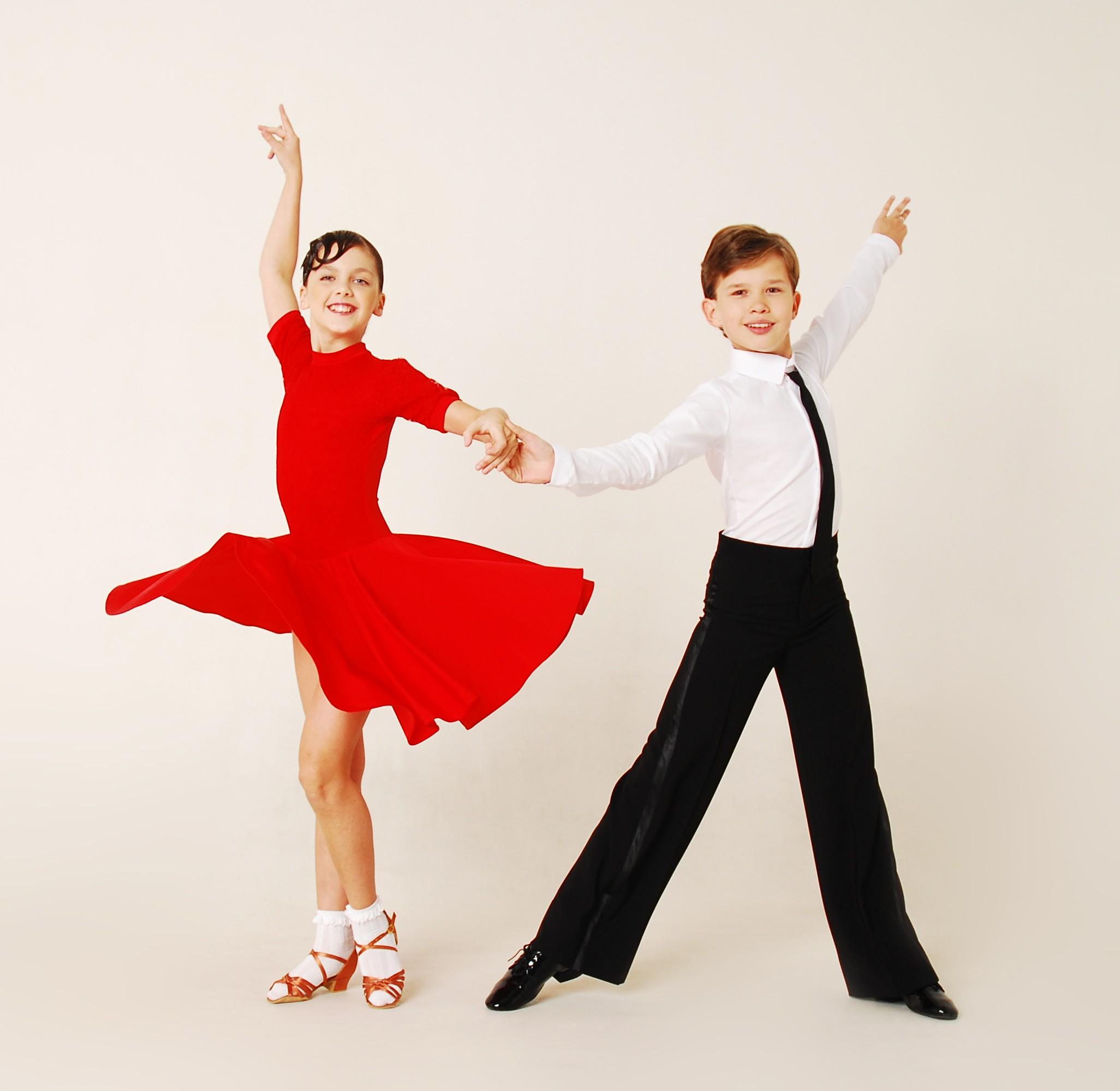 Урок танцев для детей 6 лет