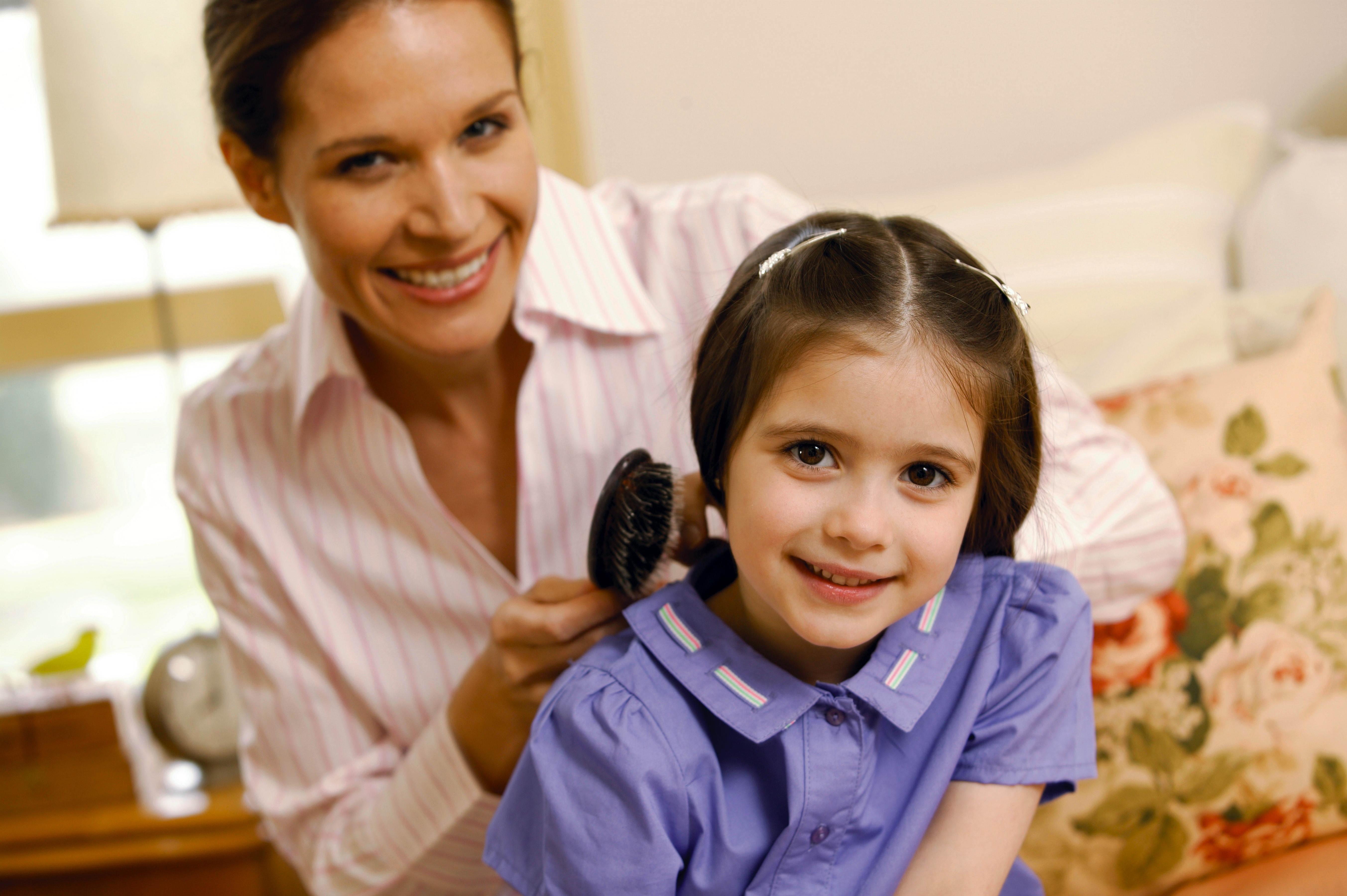 С мамой и дочкой 25 фотография