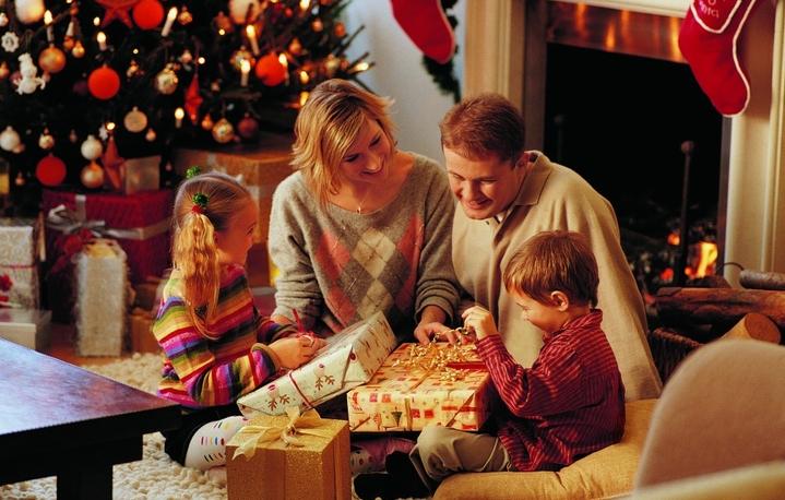 Как сделать подарок родным на новый год