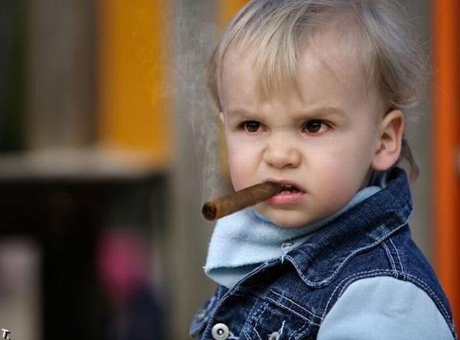 Как отучить ребенка курить