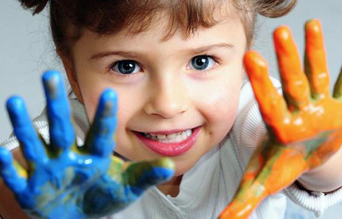 для детей яркие картинки