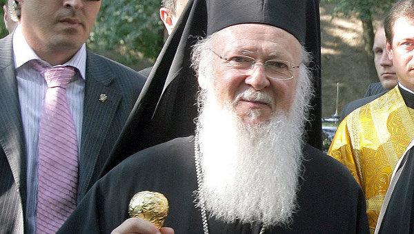 Парубий надеется, что Вселенский патриарх Варфоломей вскоре посетит Украину