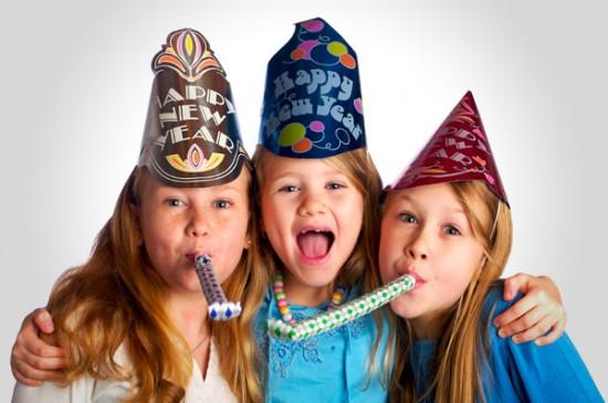 Проведение детского праздника нового года в