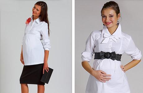 Деловой стиль для будущих мам - mama.ua 21ae4c16b2d