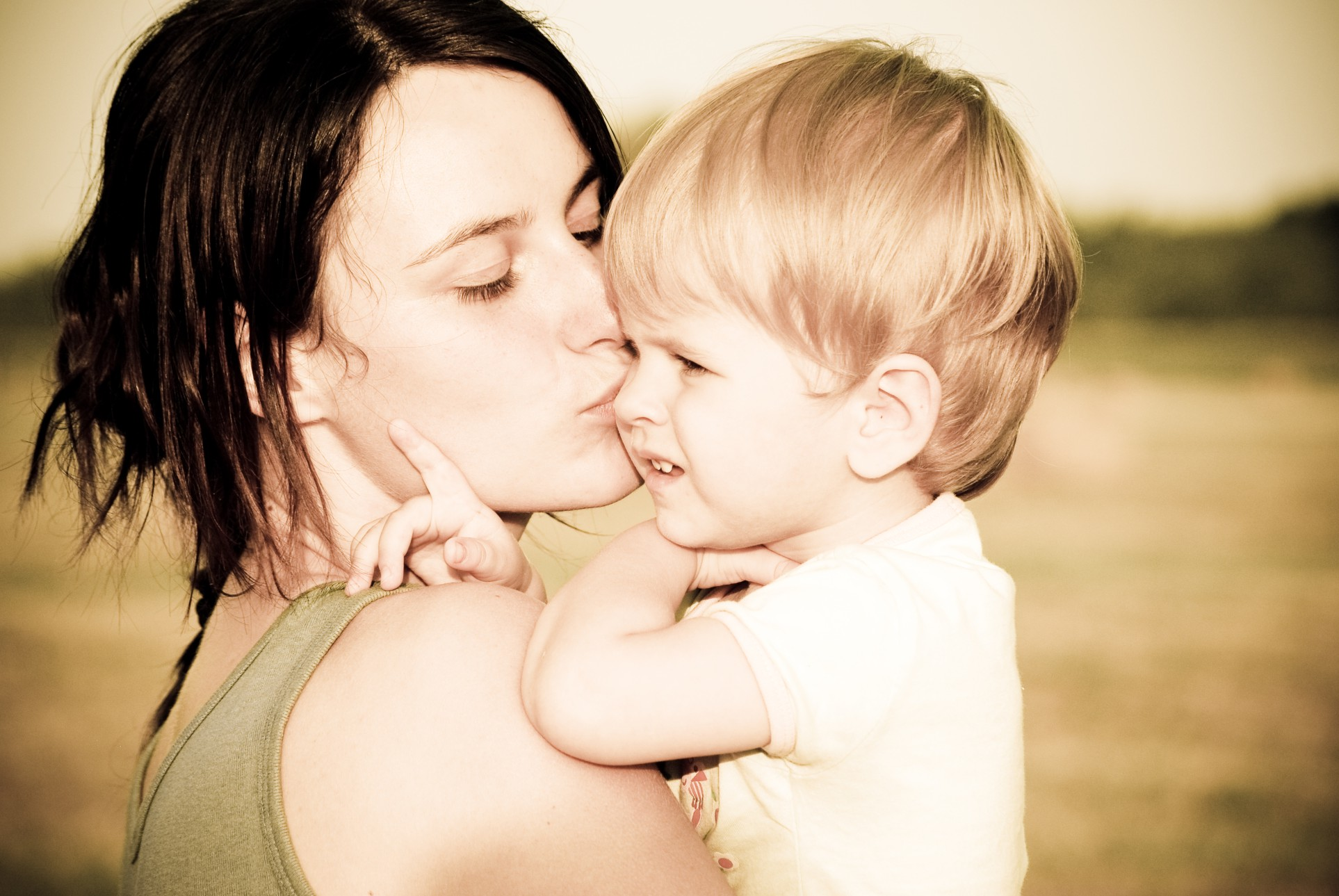Сын и мат 1 фотография