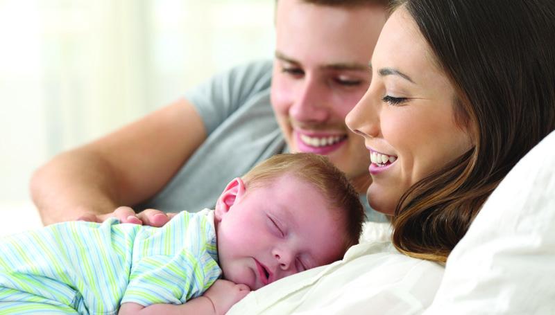 Онлайн оформление выплат по рождению ребенка