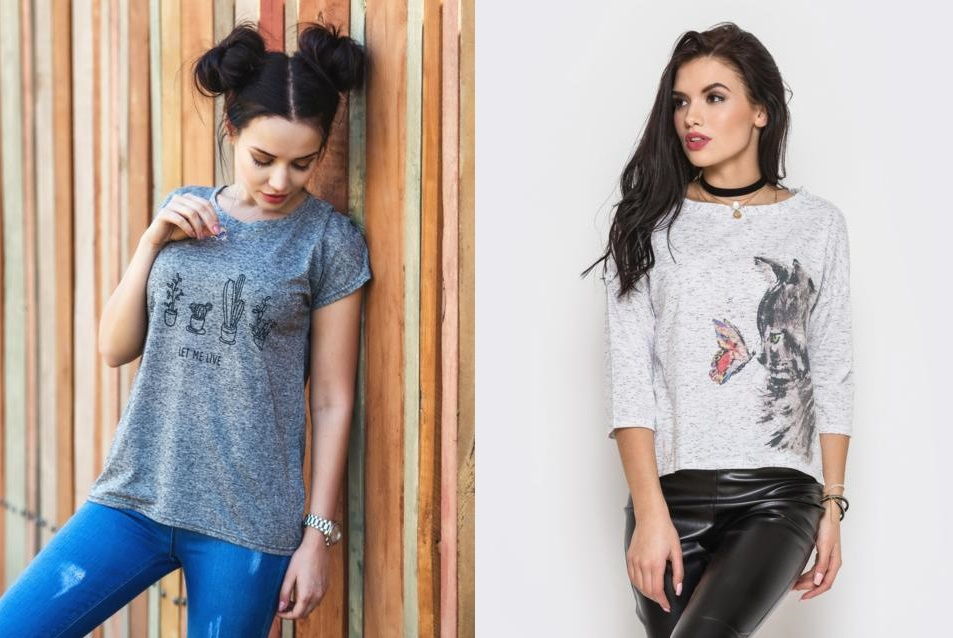 Три футболки для Золушки: тренды 2019 года