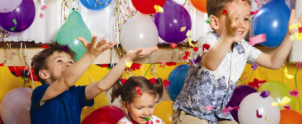 шоу конфетти для деток от какого возраста