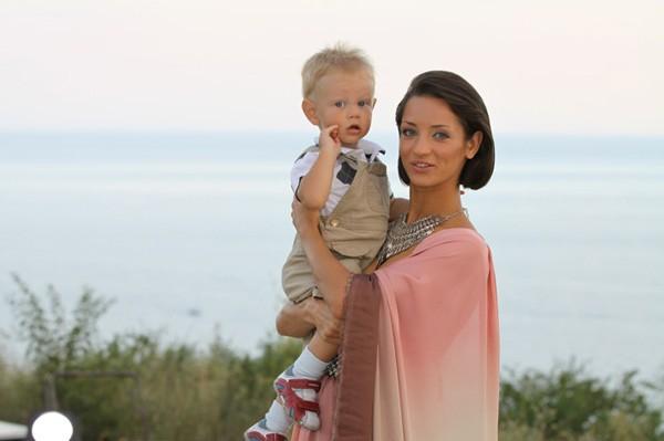 татьяна денисова с сыном фото