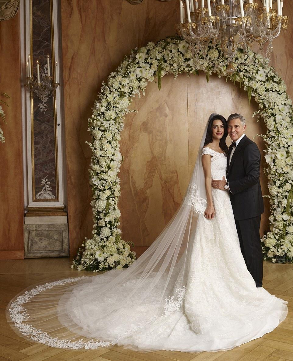 Джордж Клуни забеспокоился обезопасности беременной супруги