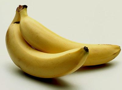 Бананы для пола ребенка