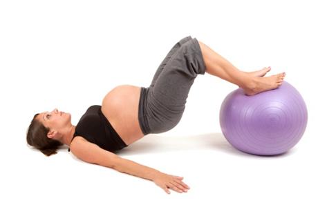 Гимнастика для беременных женщин
