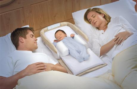 Портативная кроватка