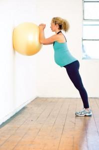 Упражнения беременных