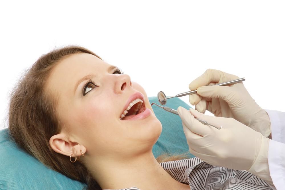 Визит к стоматологу во время беременности