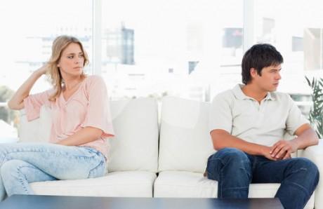 Невнимание супругов