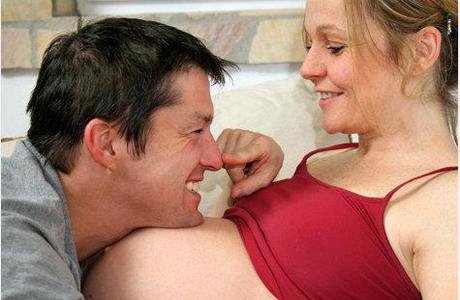 Подготовка мужа к родам
