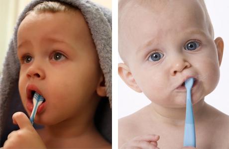 Аккуратно чисти зубы