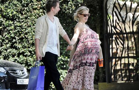 Актриса призналась, что во время беременности чувствовала себя ужасно